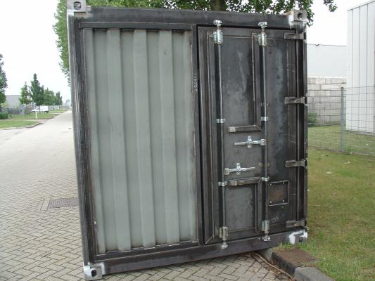 Hazo Techniek BV - Containerbouw - Lelystad
