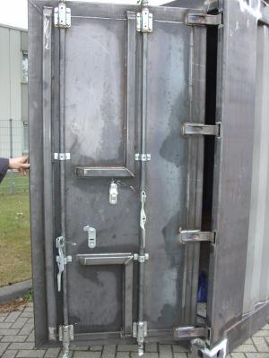 Containerbouw - Hazo Techniek BV - Lelystad