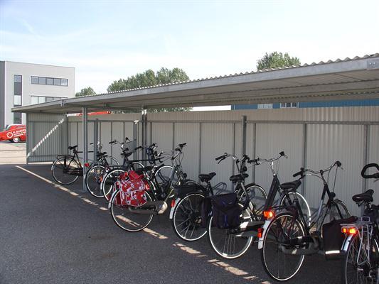 Fietsenhok - Hazo Techniek BV - Lelystad