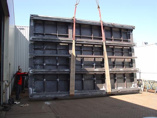 Constructiewerk - Hazo Techniek BV - Lelystad