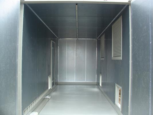 Hazo Techniek BV - Container afgewerkt